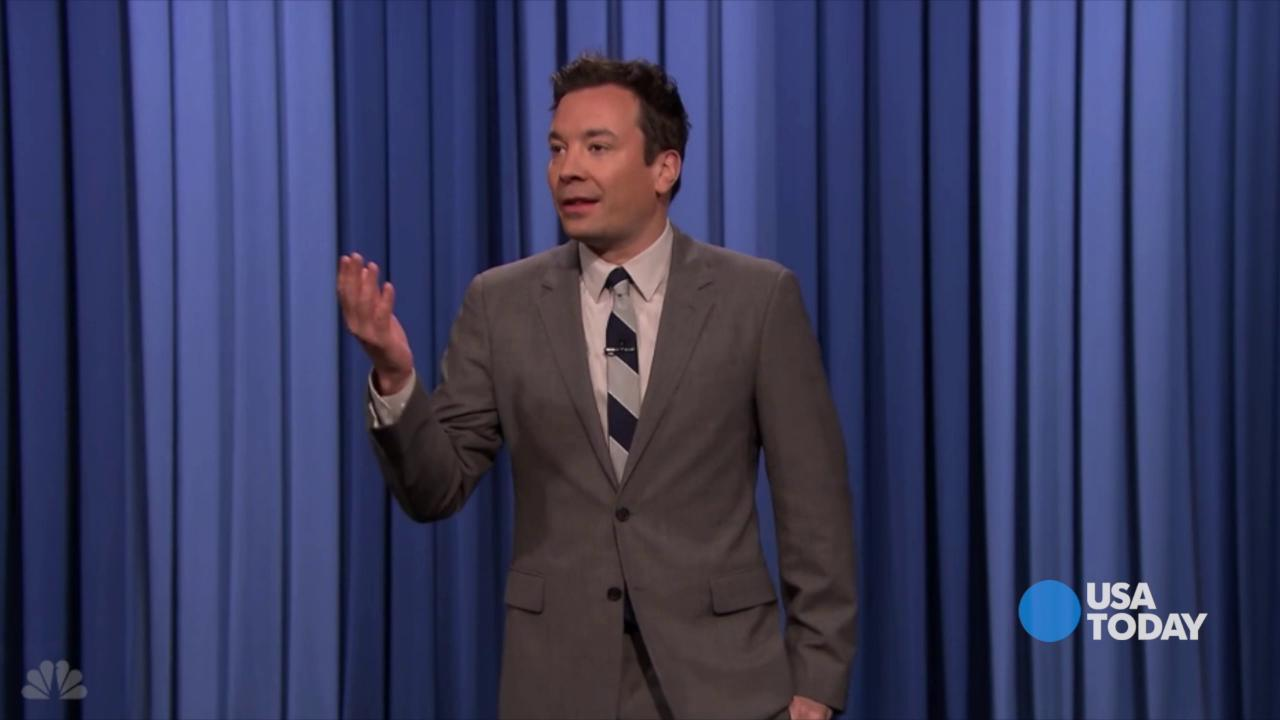 The late-night comics on the primaries and the latest on Clinton, Sanders and Trump. Take a look at our favorite jokes, then vote for yours at opinion.usatoday.com.