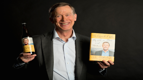 John Hickenlooper or Colorado is beginning to get buzz as a potential vice presidential pick for Hillary Clinton.  The swing-state governor, with a new memoir out, makes the case for Hillary over Bernie & why Trump should never be in the White House.