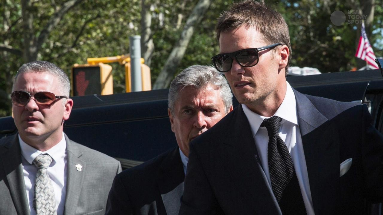 USA TODAY Sports' Tom Pelissero provides details on Brady's appeal and chances of the QB's suspension being overturned.