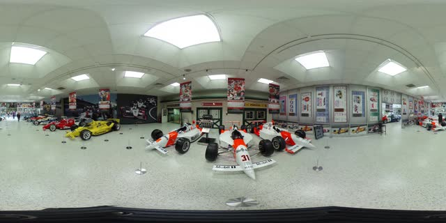 tour the indianapolis motor speedway museum