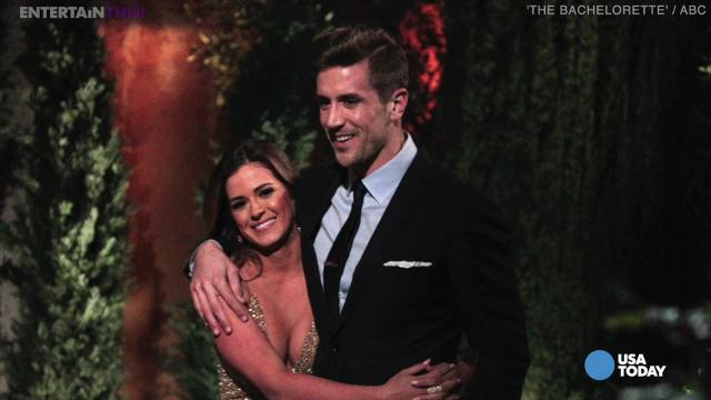 Find out who is this season's drunk guy, trying-too-hard guy and early frontrunner in this week's recap of 'The Bachelorette' season 12, episode 1.