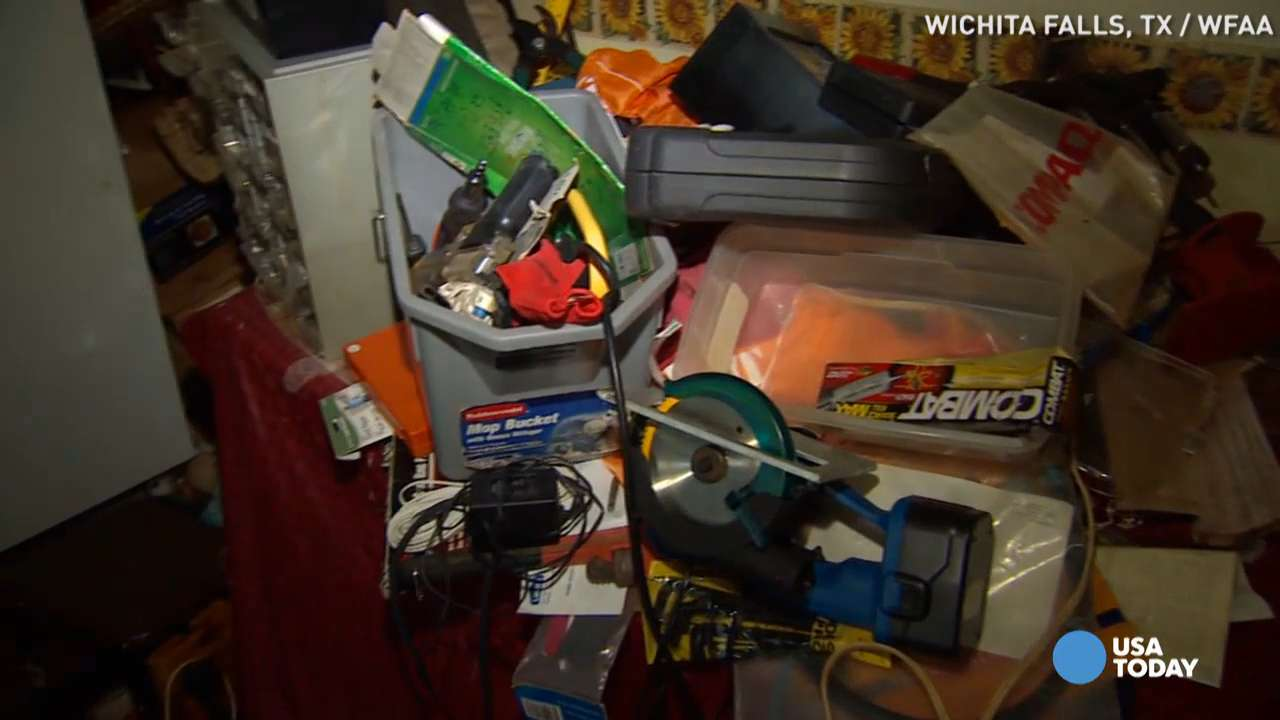Hoarding is not just something you see on TV. It's a real problem for up to one in 20 people. Hear why experts say it's not about cleanliness; it's a true disorder.