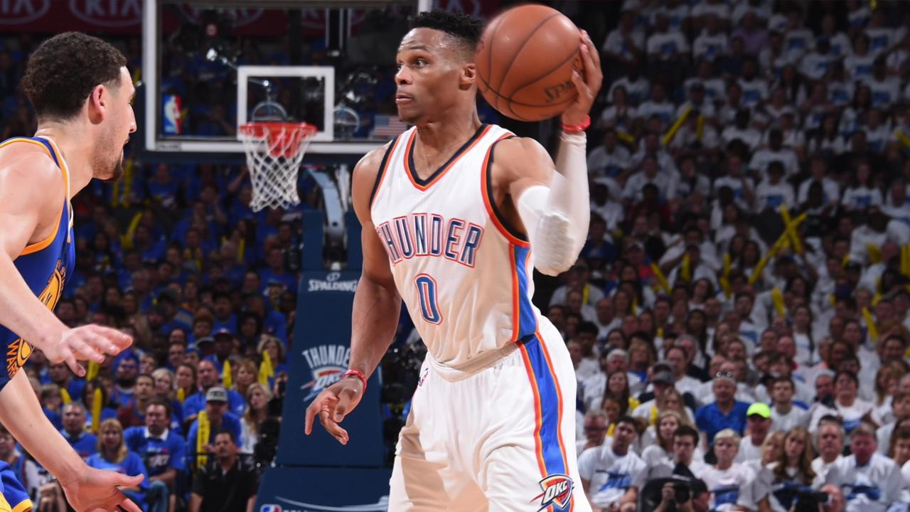 Durant, Westbrook's newfound maturity showing in playoff success