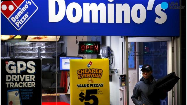 On Tuesday, a lawsuit was filed against Domino's Pizza by New York Attorney General Eric Schneiderman alleging the company underpaid workers in at least 10 New York franchise stores.