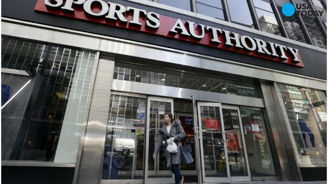 Sports Authority is closing