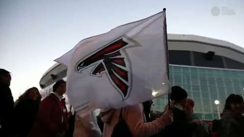 NFL owners voted on Tuesday to award Atlanta, South Florida, Los Angeles with Super Bowls 53, 54 and 55.