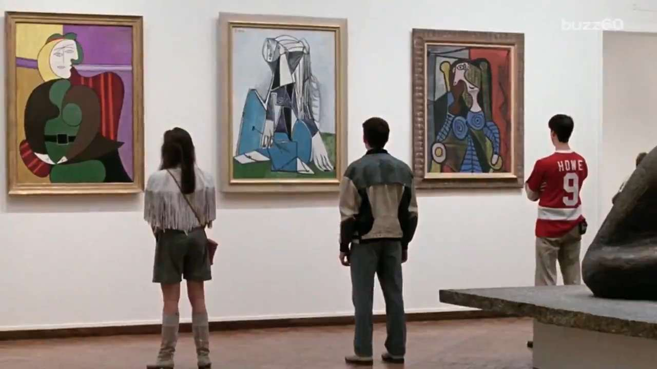 How much Ferris Bueller's day off would cost today