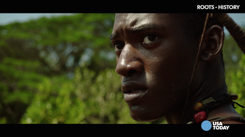 kunta kinte story of roots First time round, the story of kunta kinte – kidnapped from his african village to become a slave on a virginia plantation and a soldier in the.