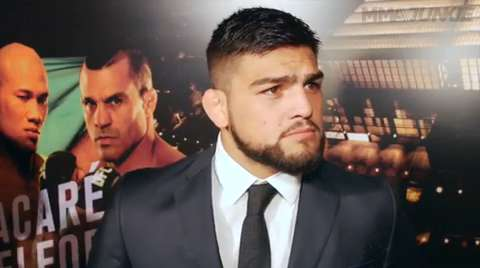 Kelvin Gastelum: UFC 200 win over Johny Hendricks means 'big fights, big checks'
