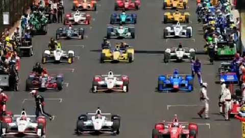 Story lines to watch at the Indy 500