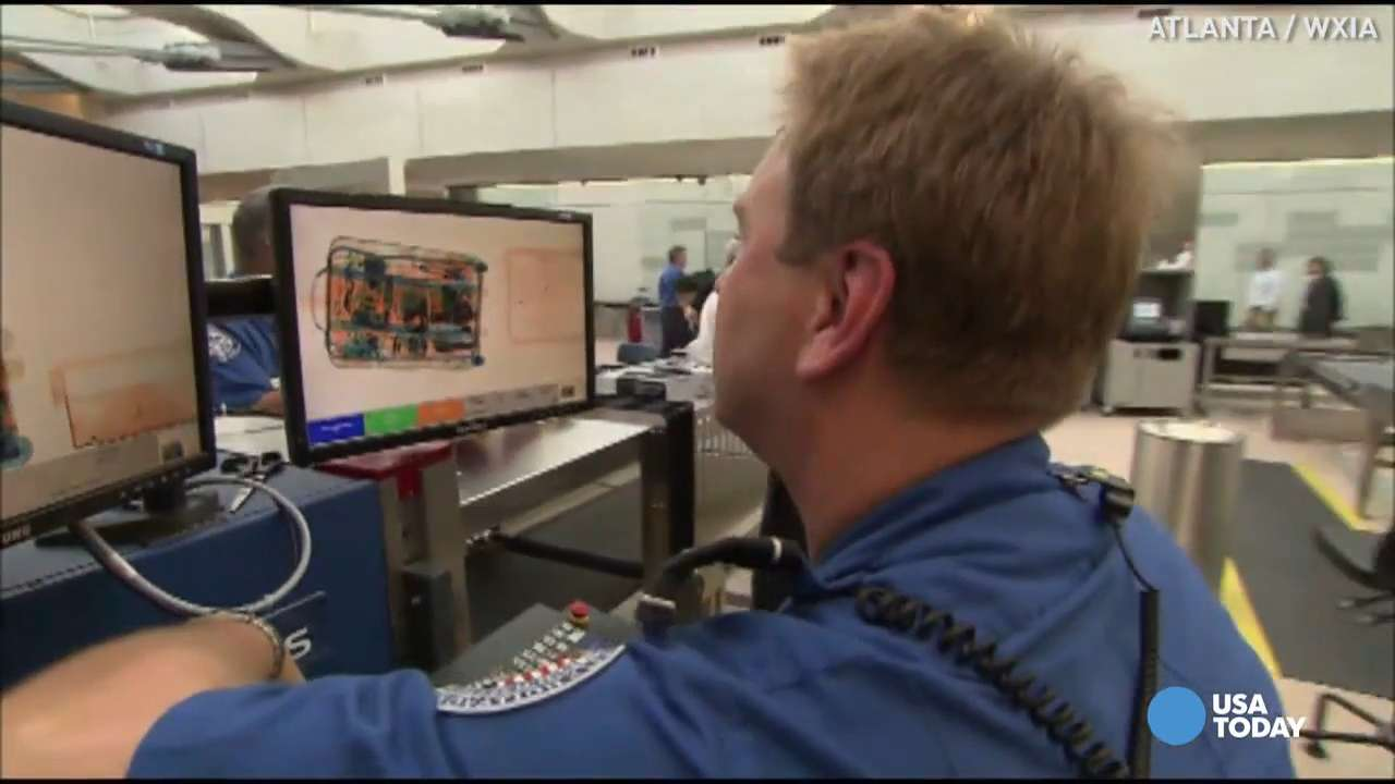 Atlanta airport tests new security system