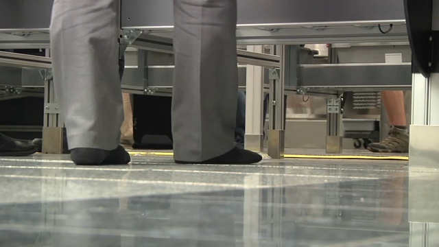 TSA unveils new automated security equipment
