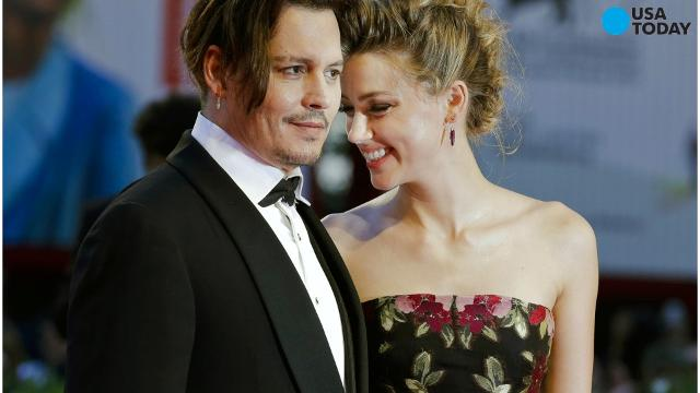 Amber Heard has filed for divorce from Johnny Depp, and is seeking spousal support from the Oscar-nominated actor in court records, according to the Associated Press.