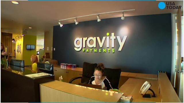 Thirteen months ago, Dan Price decided to radically change the salary structure of his company Gravity Payments. He announced the minimum salary for all of his employees would increase to $70,000 over three years. It is a gamble that is paying off.