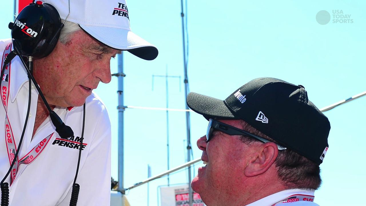 Roger Penske: the captain