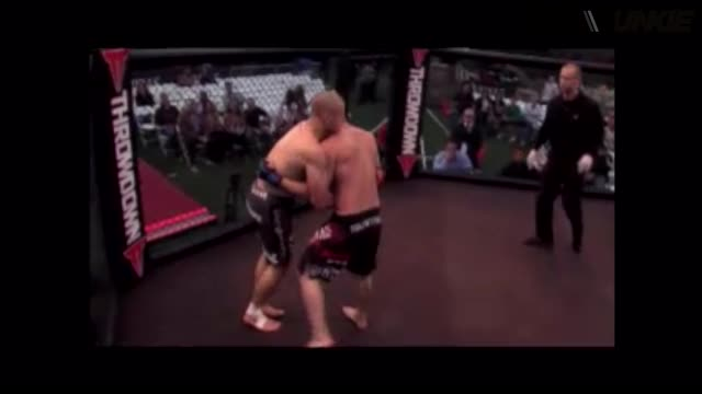 GFL fight: Tarec Saffiedine vs. Mike Arellano – May 2009