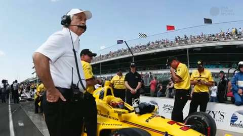 USA TODAY Sports' Brant James takes a deep look into the success of Roger Penske.