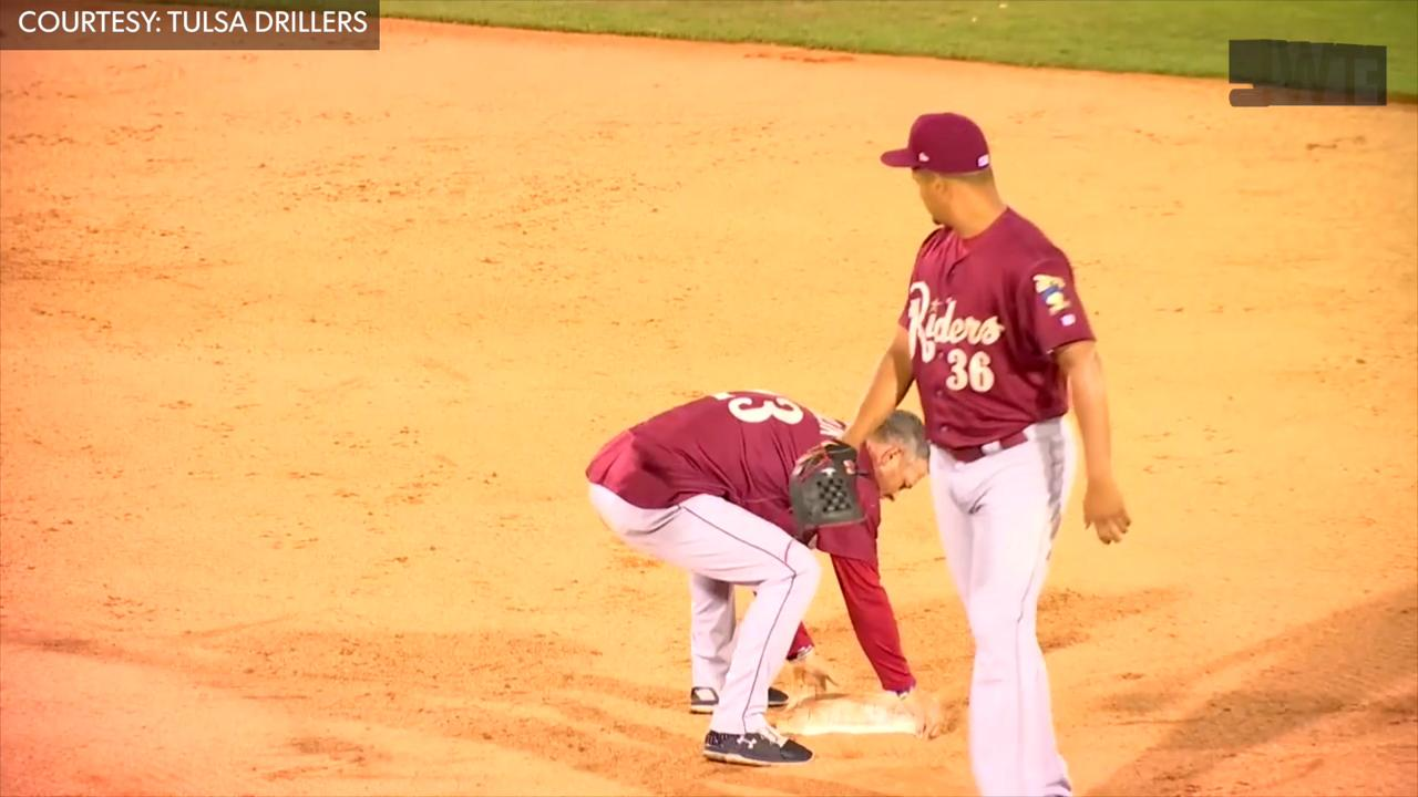 Minor-league manager loses it on umpires