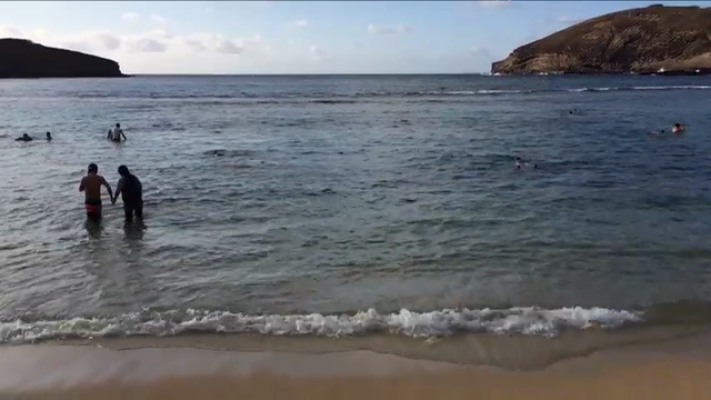 Hanauma Bay beach voted No. 1 for second year