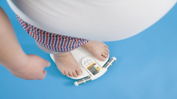 The most obese states in America