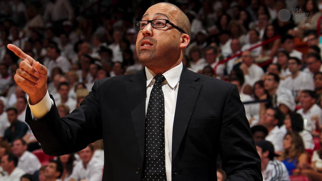 David Fizdale agrees to coach Grizzlies