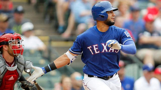 Texas Rangers rookie Nomar Mazara blasted a homer Wednesday, but where does it rank among 2016's deepest dingers?