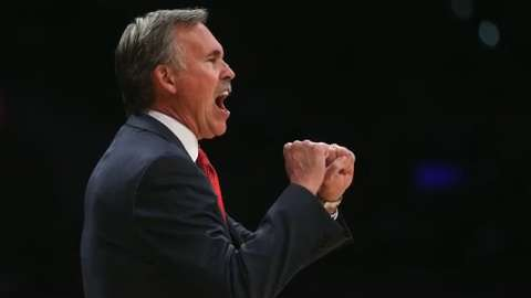Mike D'Antoni agrees to coach Rockets