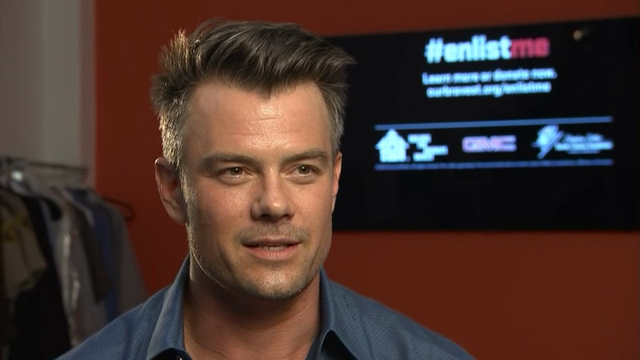 'Transformers' star Josh Duhamel talks about the challenges of raising a family in Los Angeles and says he and his wife Fergie are \u0022making it up as they go.\u0022 (May 27)