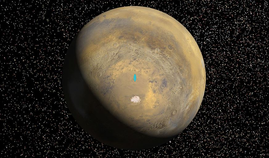 Mars making closest approach to Earth in 11 years