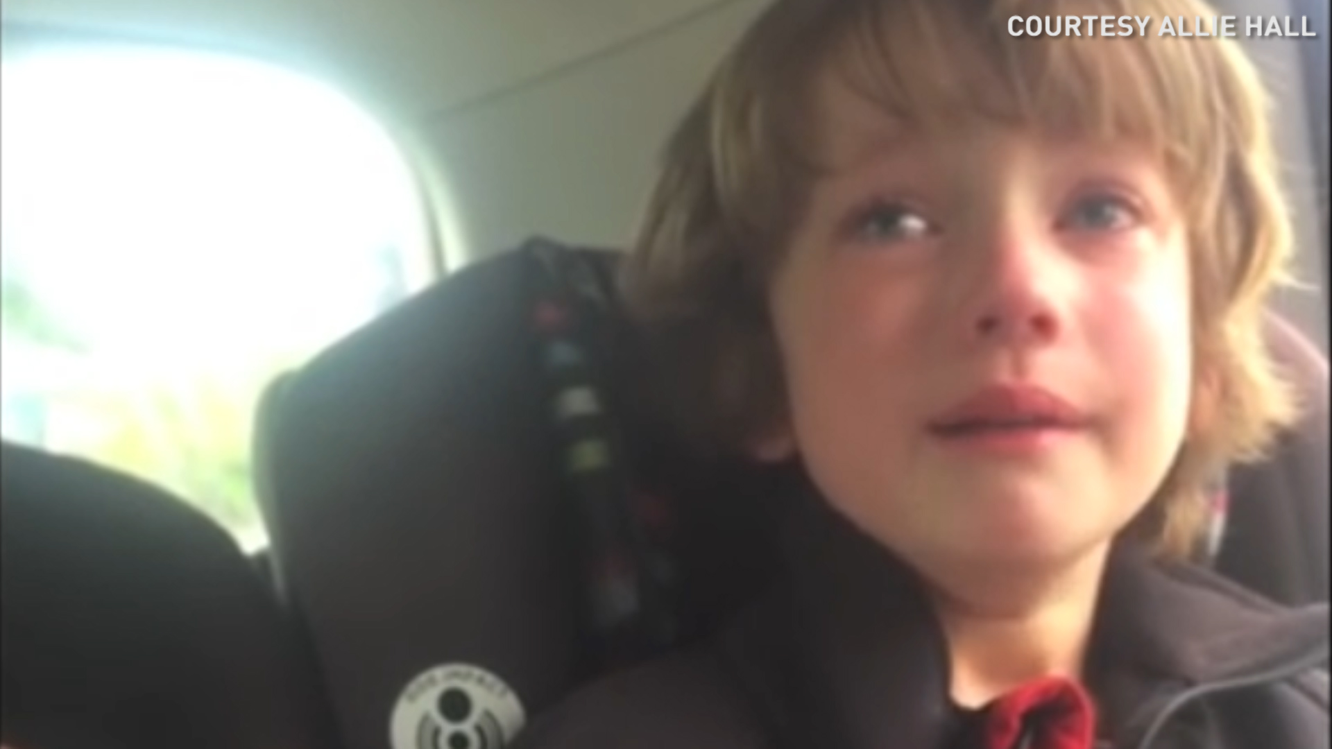 6-year-old can't handle 'dumb people' wrecking Earth