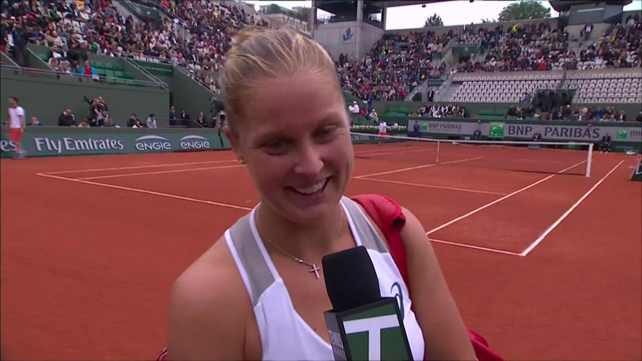 Tennis Channel's Kris Budden breaks down the Day 8 action at Roland Garros.