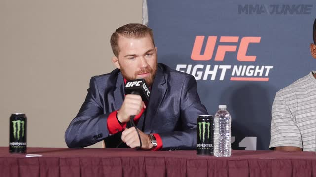 Bryan Caraway calling for the title shot after an impressive win at UFC Fight Night 88