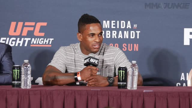 Lorenz Larkin questions UFC Fight Night 88 scoring but happy with work at welterweight