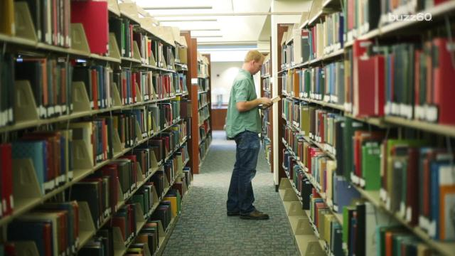You already know you can find a plethora of books at the library, and maybe even DVDs. But there's a new thing job seekers are going in for that will have you surprised. liKeleigh Nealon (@keleighnealon) has the story.