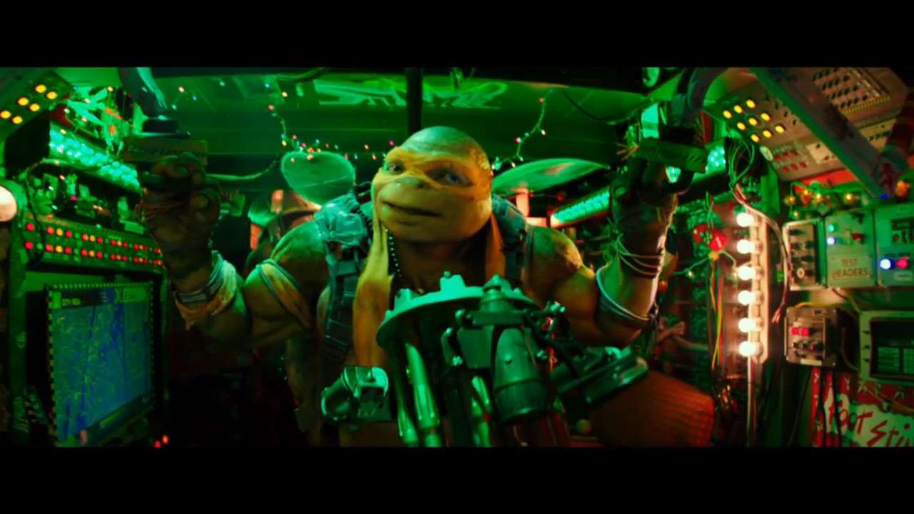 Trailer: 'Teenage Mutant Ninja Turtles: Out of the Shadows'