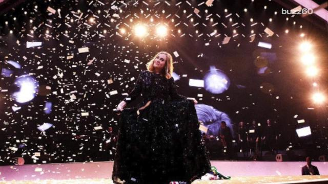 A word to the wise, if you were lucky enough to get Adele tickets, don't bring a tripod to the show. She doesn't like it. Keri Lumm (@thekerilumm) reports.