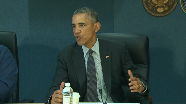 Obama Urges Preparedness for Hurricane Season