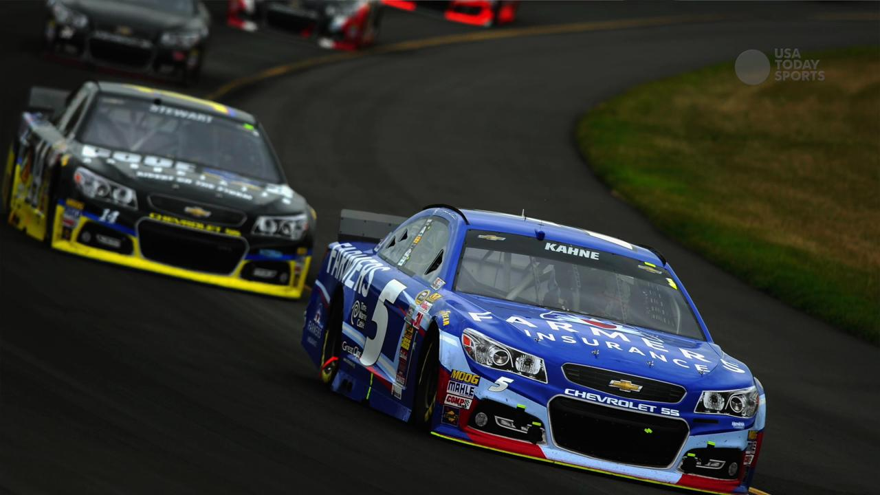 NASCAR drivers share their insight on how to win at Pocono Raceway.