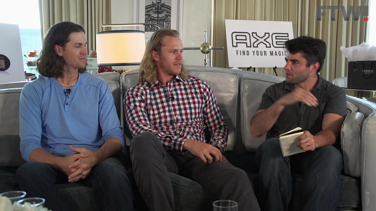 Rapid Fire with Syndergaard and DeGrom