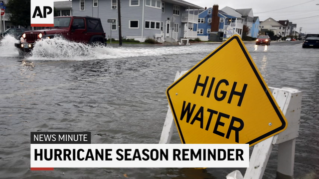 Here are the top stories for Tuesday, May 31: Donald Trump releases details about veterans fundraising; Obama urges hurricane preparedness; A tornado destroys property in Colorado; Texas road signs hacked with anti-Trump message.