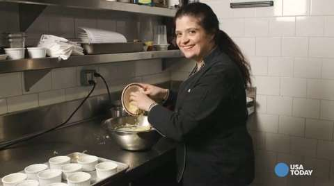 We're in the kitchen with New York City chef Alex Guarnaschelli to cook an authentic French dish. See the first family recipe she learned and still uses today.