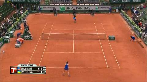 Tennis Channel Court recaps the latest from Roland Garros.