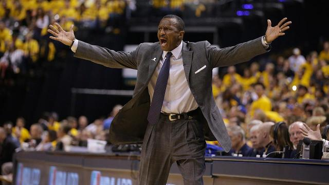 Report: Raptors, Dwane Casey agree to 3-year extension