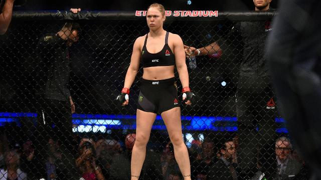 Ronda Rousey has knee surgery, return to fighting further delayed