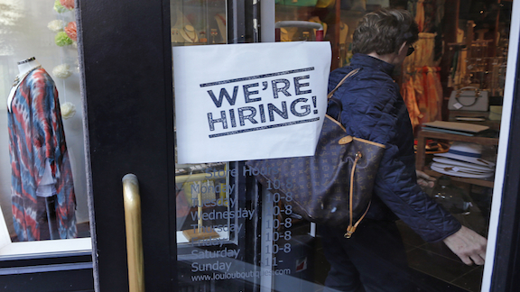 The government says the economy only created 38,000 jobs in May – way below the 160,000 forecast. That's a big surprise on Wall Street that is sure to have big trickle down effects.  Adam Shell for USA TODAY.