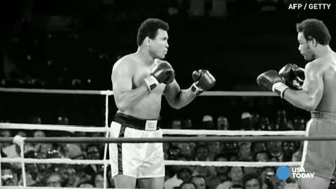 Muhammad Ali's most memorable moments in the ring