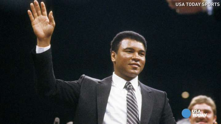 Even years after Muhammad Ali's boxing career, his friends are still singing his praises. Here's why.