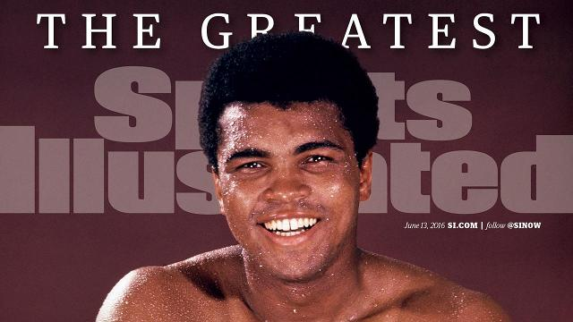Neil Leifer shares surprising text message he received from Muhammad Ali's widow