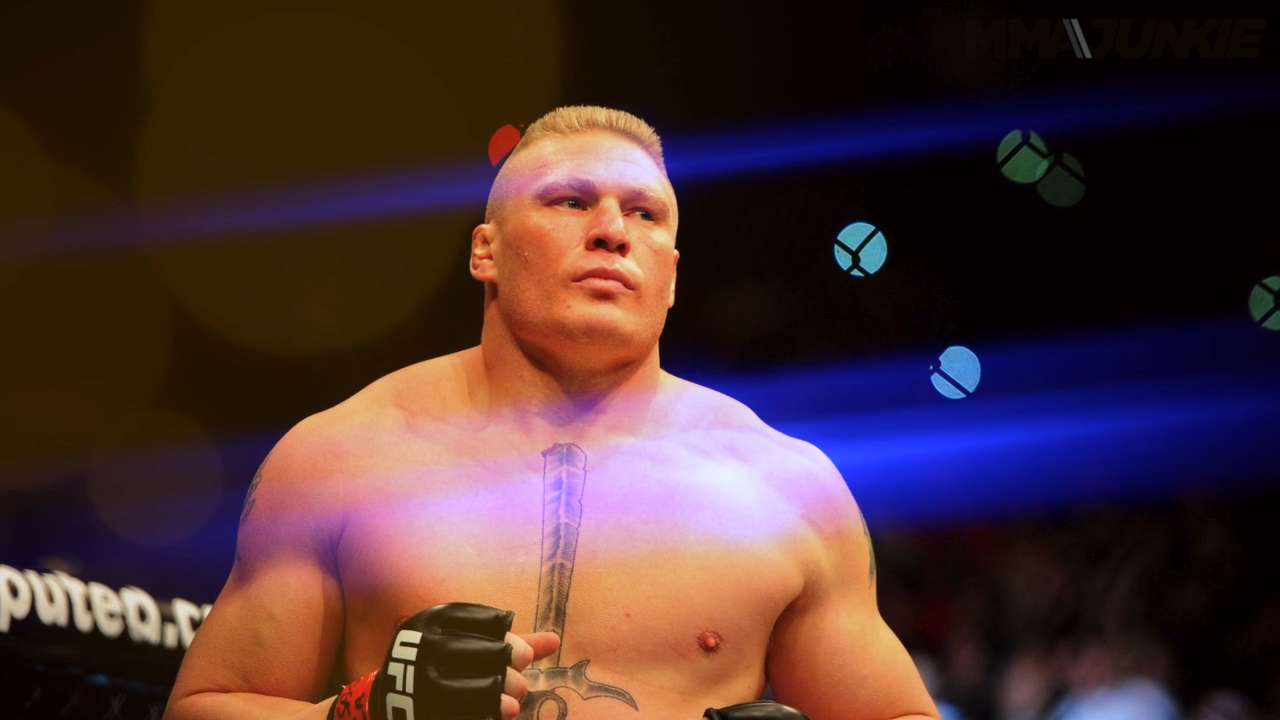 Brock Lesnar is stepping back into the octagon to face Mark Hunt at UFC 200. MMAjunkie's John Morgan with details.