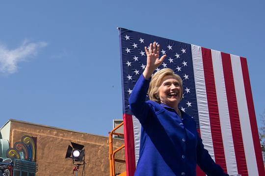 From Hillary Clinton's campaign launch to her prolonged battle with Bernie Sanders to her increased focus on Donald Trump, here are five quotable moments from her primary campaign.
